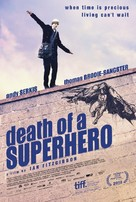 Death of a Superhero - Movie Poster (xs thumbnail)
