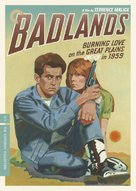 Badlands - DVD movie cover (xs thumbnail)