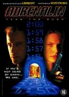 Adrenalin: Fear the Rush - Dutch DVD movie cover (xs thumbnail)