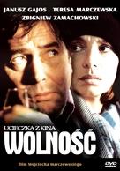 Ucieczka z kina 'Wolnosc' - Polish DVD cover (xs thumbnail)