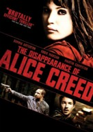 The Disappearance of Alice Creed - Movie Cover (xs thumbnail)
