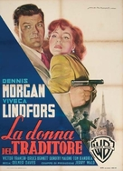 To the Victor - Italian Movie Poster (xs thumbnail)
