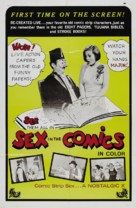 Sex in the Comics - Movie Poster (xs thumbnail)