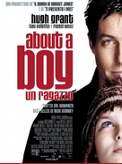 About a Boy - Italian Theatrical movie poster (xs thumbnail)