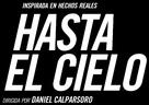Hasta el cielo - Spanish Logo (xs thumbnail)