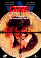 Three Days of the Condor - Dutch Movie Cover (xs thumbnail)