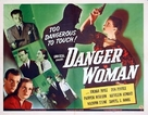 Danger Woman - Movie Poster (xs thumbnail)