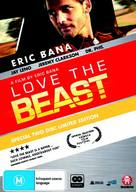 Love the Beast - Australian DVD cover (xs thumbnail)