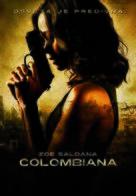 Colombiana - Serbian Movie Poster (xs thumbnail)