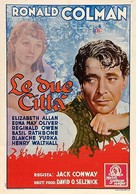 A Tale of Two Cities - Italian Movie Poster (xs thumbnail)
