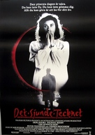The Seventh Sign - Swedish Movie Poster (xs thumbnail)