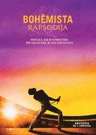Bohemian Rhapsody - Latvian Movie Poster (xs thumbnail)