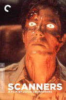 Scanners - DVD movie cover (xs thumbnail)