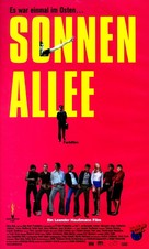 Sonnenallee - German VHS movie cover (xs thumbnail)