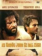 Lo chiamavano Trinità - Hungarian Movie Cover (xs thumbnail)