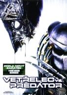 AVP: Alien Vs. Predator - Czech Movie Poster (xs thumbnail)