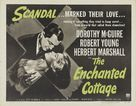 The Enchanted Cottage - Re-release poster (xs thumbnail)
