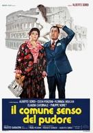 Il comune senso del pudore - Italian Theatrical movie poster (xs thumbnail)
