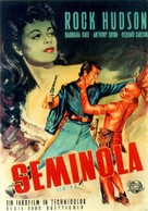 Seminole - German Movie Poster (xs thumbnail)