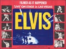 Elvis: That's the Way It Is - British Movie Poster (xs thumbnail)