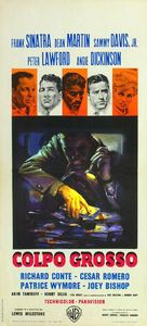 Ocean's Eleven - Italian Movie Poster (xs thumbnail)