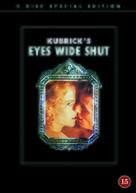 Eyes Wide Shut - Danish DVD cover (xs thumbnail)