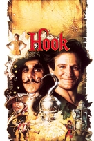 Hook - DVD movie cover (xs thumbnail)