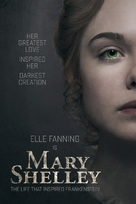 Mary Shelley - Movie Cover (xs thumbnail)