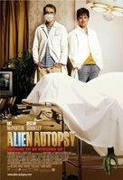 Alien Autopsy - British Movie Poster (xs thumbnail)