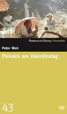 Picnic at Hanging Rock - German DVD cover (xs thumbnail)