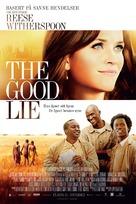 The Good Lie - Norwegian Movie Poster (xs thumbnail)