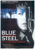 Blue Steel - German Movie Poster (xs thumbnail)