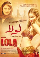 Whatever Lola Wants - Turkish Movie Poster (xs thumbnail)