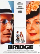 Mr. & Mrs. Bridge - French Movie Poster (xs thumbnail)