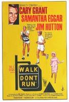 Walk Don't Run - Australian Movie Poster (xs thumbnail)