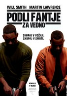 Bad Boys for Life - Slovenian Movie Poster (xs thumbnail)