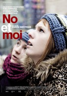 No et moi - Belgian Movie Poster (xs thumbnail)