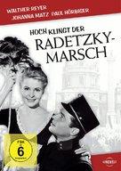 Hoch klingt der Radetzkymarsch - German Movie Cover (xs thumbnail)