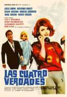 Les quatre vérités - Spanish Movie Poster (xs thumbnail)