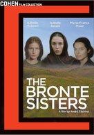 Les soeurs Brontë - DVD cover (xs thumbnail)
