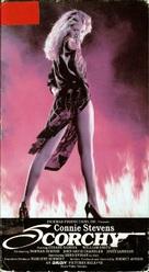 Scorchy - VHS cover (xs thumbnail)