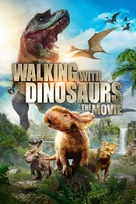 Walking with Dinosaurs 3D - Movie Cover (xs thumbnail)