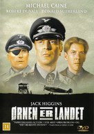 The Eagle Has Landed - Danish DVD cover (xs thumbnail)