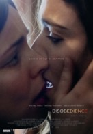 Disobedience - Canadian Movie Poster (xs thumbnail)