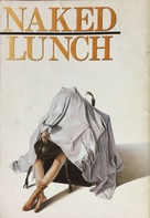 Naked Lunch - Japanese poster (xs thumbnail)