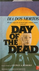 Day of the Dead - Brazilian VHS movie cover (xs thumbnail)