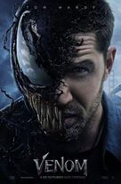 Venom - Brazilian Movie Poster (xs thumbnail)
