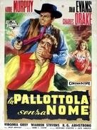 No Name on the Bullet - Italian Movie Poster (xs thumbnail)