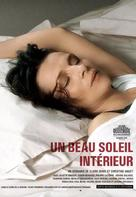 Un beau soleil intérieur - French Movie Poster (xs thumbnail)