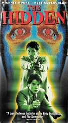 The Hidden - VHS movie cover (xs thumbnail)